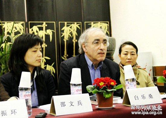 法国汉语总督学白乐桑表示法国学习汉语人数再创新高